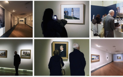 EDWARD HOPPER EXHIBITION PREVIEW IN BOLOGNA