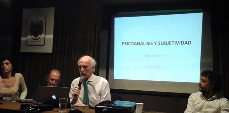 """Jornada """"Psicoanálisis y Subjetividad"""""""