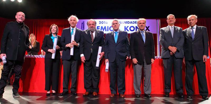 Ceremonia de los Premios Konex