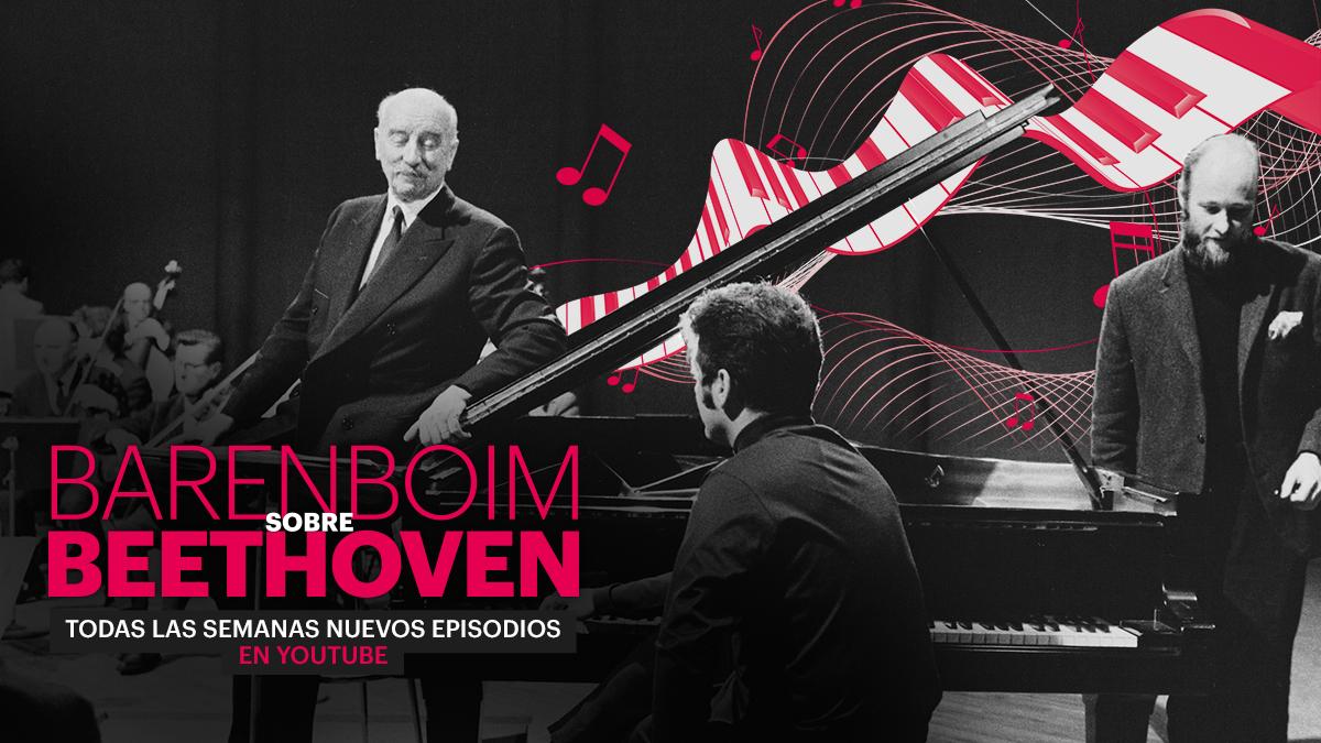 Barenboim sobre Beethoven, Film and Arts