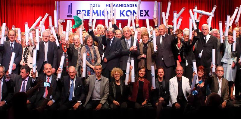 Ceremonia de los Premios Konex – Diplomas al Mérito 2016